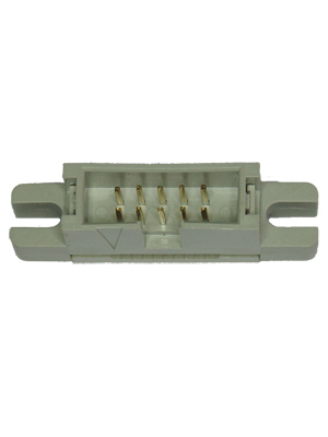 10way IDC Header Male 2.54mm x 2.54mm