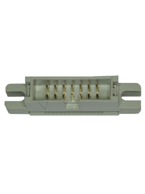 14way IDC Header Male 2.54mm x 2.54mm