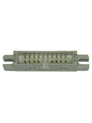 20way IDC Header Male 2.54mm x 2.54mm