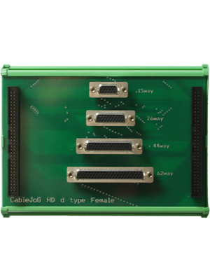 Adaptor / Breakout HD 'd' type Female